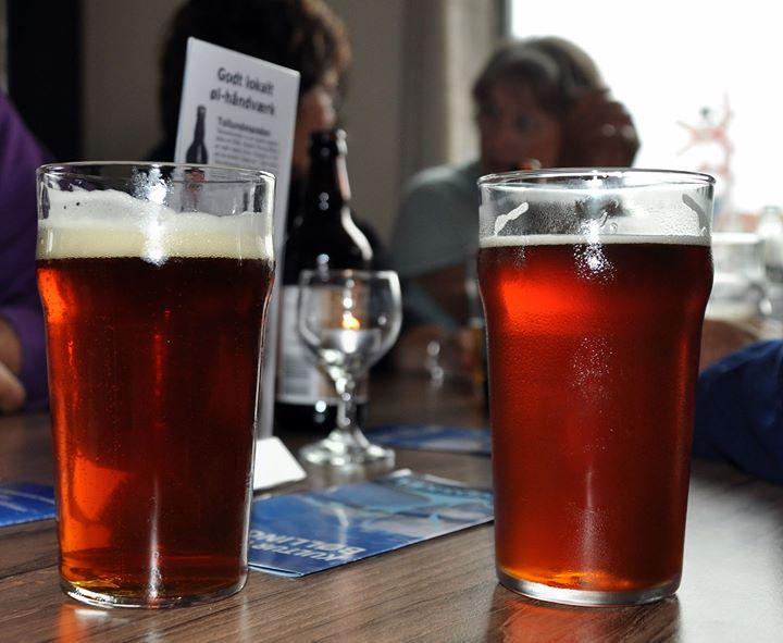 Byens fredagsbar på bryghuset
