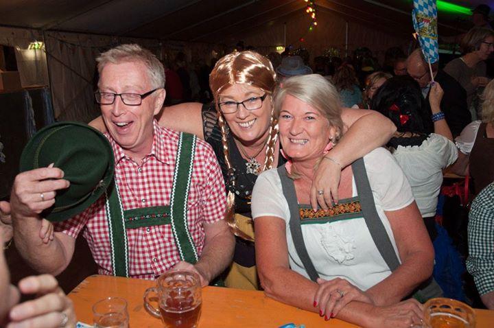 Oktoberfest på bryghuset