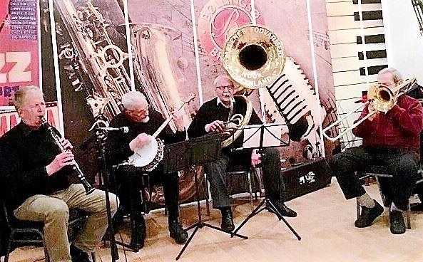 Jazzgasterne på bryghuset