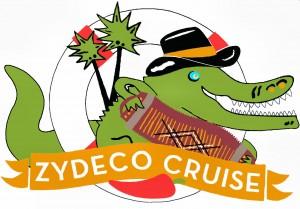 Zydeco Cruise logo