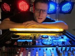Mikkel Holms mobil-diskotek